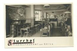 Sturehof. Fisk Restaurant Och Grill, Stockholm., 1939 - Suède