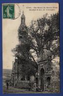 29 PLOMODIERN Ste Marie Du Menez-Hom, Clocher Et Arc De Triomphe - Animée - Plomodiern