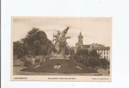 FUENTERRABIA MONUMENTO A SAN JUAN DE DIOS - Guipúzcoa (San Sebastián)