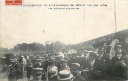 91 - JUVISY - Inauguration De L'aérodrome - Tribunes Populaires - Juvisy-sur-Orge