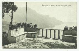 RAVELLO BELVEDERE DEL PALAZZO RUFOLO  NV FP - Salerno