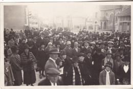 51 Beine - Inauguration église Du 16.10.1927. Carte Photo Maurice Cuisinier Reims. Tb état,non Circulée. - France
