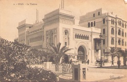 SFAX LE THEATRE - Tunisia