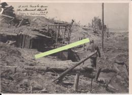 Hexenkessel Chaudron Sorcieres Mont Sans Noms Champagne Tranchées Abris Bunker Blockhaus Allemand Unterstand 14-18 Ww1 - Guerre, Militaire