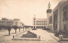 SFAX L HOTEL DE VILLE LE PALAIS BEN RAMDAM ET LE THEATRE - Túnez