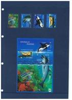 TIMBRES  ++  FEUILLET  ++  COMMENTAIRES ++   2002 - Storia Postale (Francobolli Sciolti)