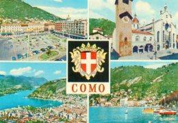 COMO - Vedute - Como