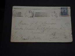ROUMANIE -.Enveloppe  Pour La France En 1924 - A Voir - L 1010 - Poststempel (Marcophilie)