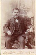 572- Homme Photographie Anthony Percival à Hyde Park - Personnes Anonymes
