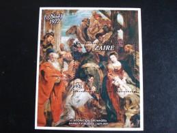 Zaïre - Année 1977 - P.P. Rubens (Noël) - COB - BF 24 - Neuf (**) Mint (MNH) Postfrisch (**) - 1971-79: Ongebruikt