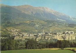 """CP EMBRUN ( Alpes Maritimes ) """" Embrun Sur Son Roc Et Quartier De La Belote """" - Embrun"""