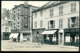 # - POISSY - Place Du Petit Marché - Poissy
