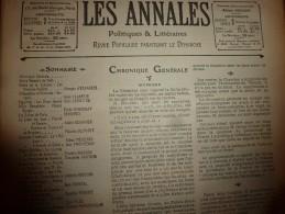 1904 LAPEL :Femmes-soldats;Concours D'AFFICHES Organisé Par La Société Protectrice Des Animaux;Chanson De Décembre; Etc - Livres, BD, Revues