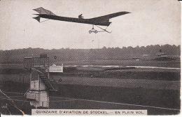 262816Quinzaine D'Aviation De Stockel En Plein Vol (defaut Inf.) - Woluwe-St-Pierre - St-Pieters-Woluwe