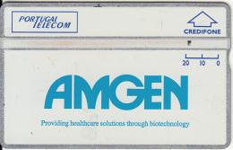 PORTUGAL(L&G) - Amgen, CN : 410L, Tirage 2500, 10/94, Used - Portugal