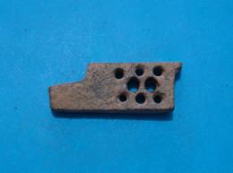 ROMAN INNER PART OF DOOR KEY, II - III C.A.D. RARE - Archeologie