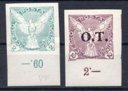 CZECHOSLOVAKIA  1918/34 , MNH - Tchécoslovaquie