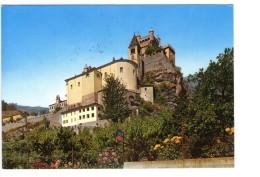 Q2802 CARTOLINA Di CASTELLI VALDOSTANI: ST. PIERRE _ NON VIAG. _ VALLE D' AOSTA, ITALIA - Altre Città