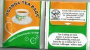 TEA BAG FROM UGANDA  SACHET DE THÉ 1 Pc - Unclassified