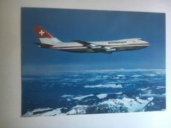 5674 - Jumbo-Jet Boeing 747-B Swissair - 1946-....: Ere Moderne