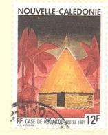 Nouvelle Caledonie:Yvert  N° 609°; Case - Neukaledonien