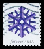 Etats-Unis / United States (Scott No.5031 - Flocon De Neige / Snow Flake) (o) P2 - United States