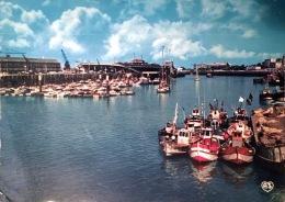 # Boulogne Sur Mer - Le Port De Marée - Le Port De Plaisance Et La Gare Maritime - Boulogne Sur Mer