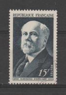FRANCE / 1950 / Y&T N° 864 : Raymond Poincaré - Choisi - Cachet Rond - Usados