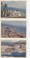 Monaco - Monte-Carlo + Jardin Exotique J - Photos Originales Des Années 60/70 ?? - Monte-Carlo