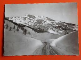 C.P.S.M.(05) VARS-SAINTE MARIE Route Du Col Et Sommet De La Mayt Voir Les2 Photos - Otros Municipios