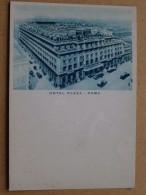 Hôtel PLAZA Corso Umberto I () Anno 19?? ( Zie Foto Voor Details ) !! - Bars, Hotels & Restaurants