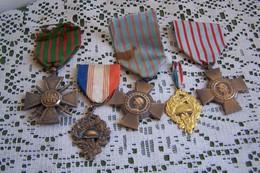 Médailles Militaires - 1914-18