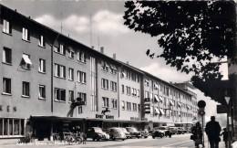 RARE KEHL AM RHEIN HAUPTSTRASSE / HOTEL ROSSEL / VOITURES ANCIENNES - Kehl