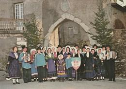 Groupe Folklorique De CONFLANS- ALBERTVILLE ( Savoie )  105x150 ; Glaçée - Albertville