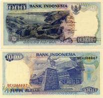 INDONESIA       1000 Rupiah      P-129d       1992/1995      UNC - Indonesië
