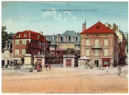 CPA - 19 - BEAULIEU SUR DORDOGNE - Place Marbot - - Other Municipalities