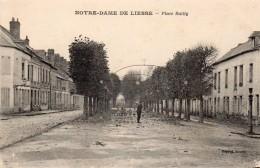 NOTRE DAME DE LIESSE  -  Place Bailly - Frankrijk