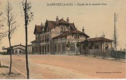 95 - SAINT GRATIEN - Façade De La Nouvelle Gare - Saint Gratien
