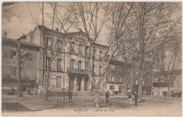 BESSEGES (30) - L'HOTEL DE VILLE - Bessèges