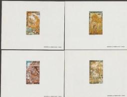 LAOS  PROOF / EPREUVE   BUDDHIST  LEGEND  SCOTT N° 268/268C   **MNH   Réf  E958 - Buddhism