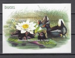 Congo 2005,1V In Block,birds,vogels,vögel,oiseaux,pajaros,uccelli,aves,MNH/Postfris(L2466) - Unclassified