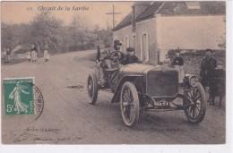 Automobile - Circuit De La Sarthe - Sport Automobile