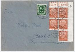 BRD, Seltene Eckrand-Einheit     , #5360 - Lettres & Documents
