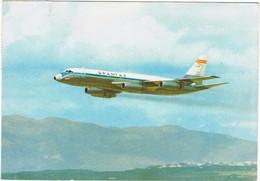 Avion   Compagnie Spantax - 1946-....: Moderne