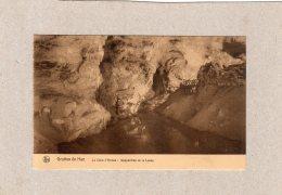 """62971    Belgio,  Grotte De Han,  La Salle D""""Armes: Reapparition De La Lesse,  NV - Rochefort"""