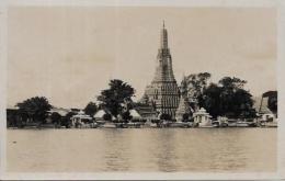 CPA Photo Thaïlande Siam Bangkok Non Circulé - Thailand