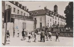 SAINT MICHEL (36) - COLLEGE DE LOURDOUEIX - COURS DE RECREATION D'HIVER - Autres Communes