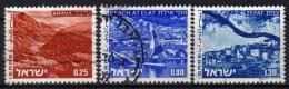 ISRAEL 1974 - MiNr: 623-625  Used - Israel
