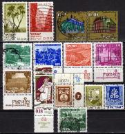 ISRAEL 1970 - 1974  Lot Used - Israel