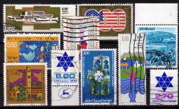 ISRAEL1975 - 1979 Lot  Used - Israel